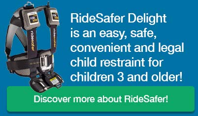 ridesafer delight travel vest