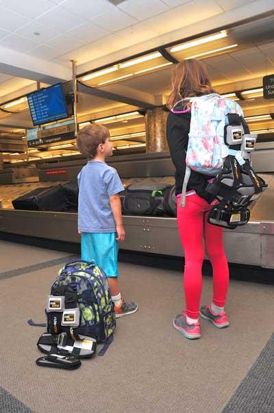 ridesafer travel car seat